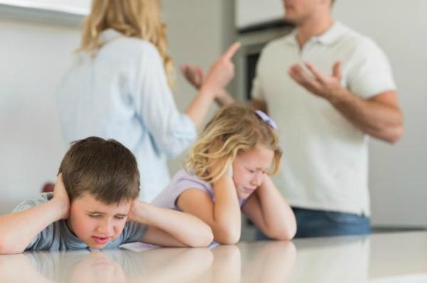 споры о детях семейное право