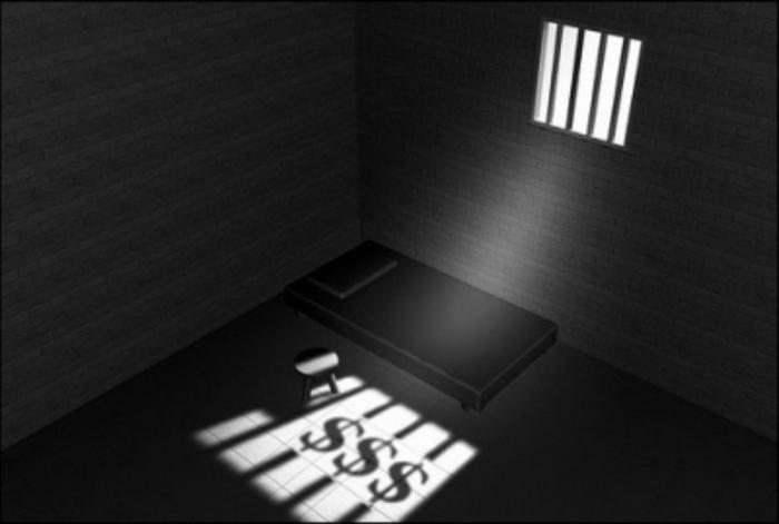Как получить алименты если отец сидит в тюрьме{q}