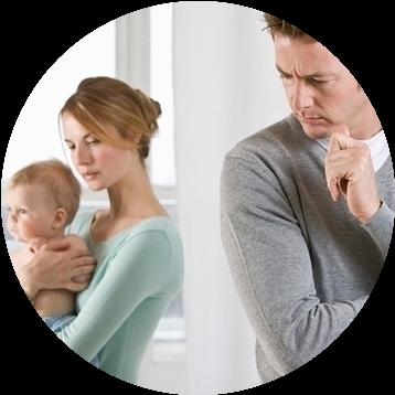 развод если есть несовершеннолетний ребенок Москва