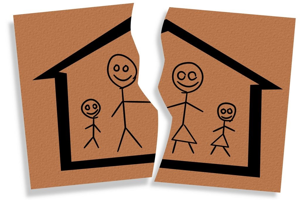 имущественный спор при разводе