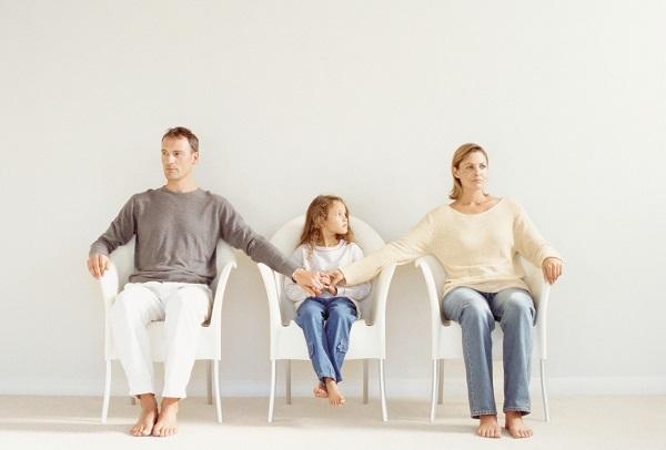 Обязанности матери после развода