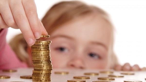 Алименты на одного ребенка составляют 25 % от дохода